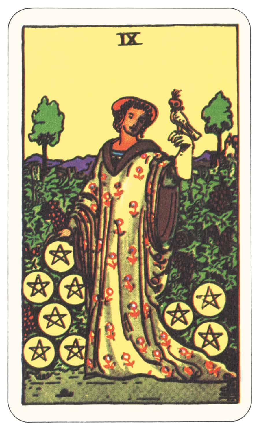 tarot card advice
